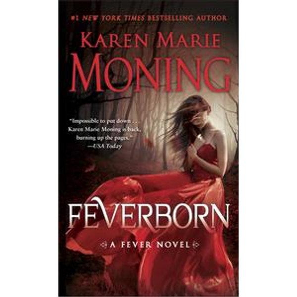 Feverborn - Karen Marie Moning   Karta-nauczyciela.org