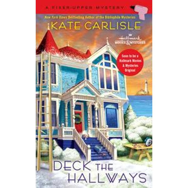 Deck the Hallways - Kate Carlisle | Karta-nauczyciela.org