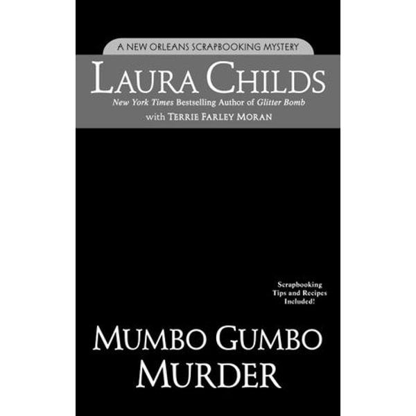 Mumbo Gumbo Murder - Laura Childs, Terrie Farley Moran | Karta-nauczyciela.org
