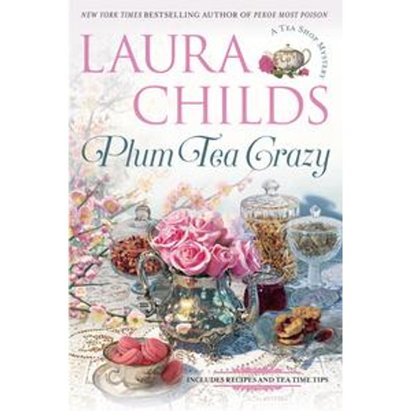 Plum Tea Crazy - Laura Childs | Karta-nauczyciela.org