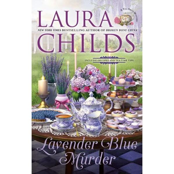 Lavender Blue Murder - Laura Childs | Karta-nauczyciela.org