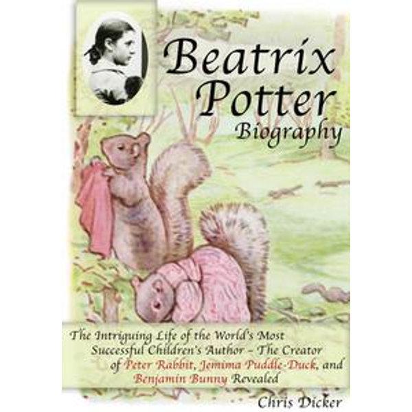 Beatrix Potter Biography - Chris Dicker   2020-eala-conference.org