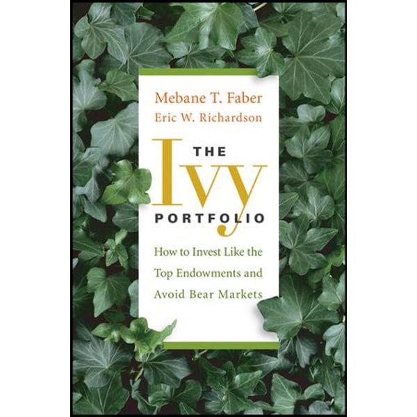 The Ivy Portfolio - Mebane T. Faber, Eric W. Richardson   Karta-nauczyciela.org