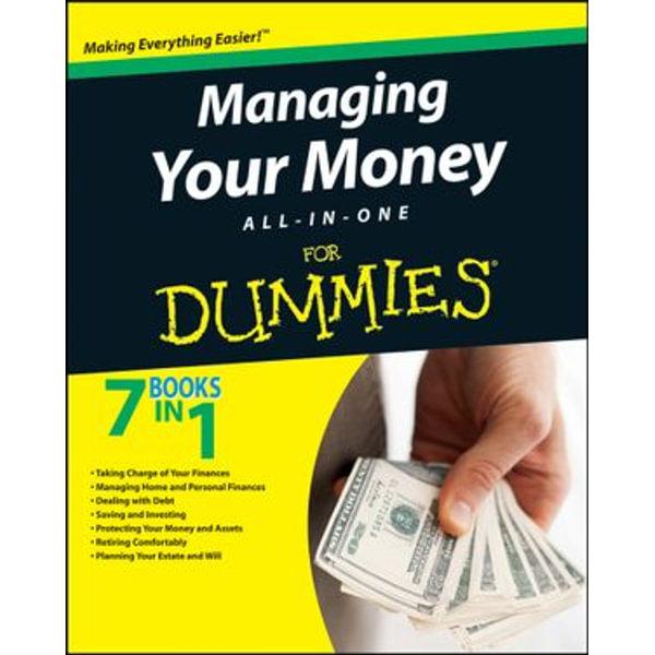 Managing Your Money All-in-One For Dummies - Consumer Dummies   Karta-nauczyciela.org