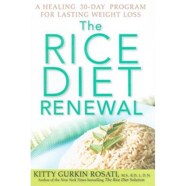 The Rice Diet Renewal - Kitty Gurkin Rosati   Karta-nauczyciela.org