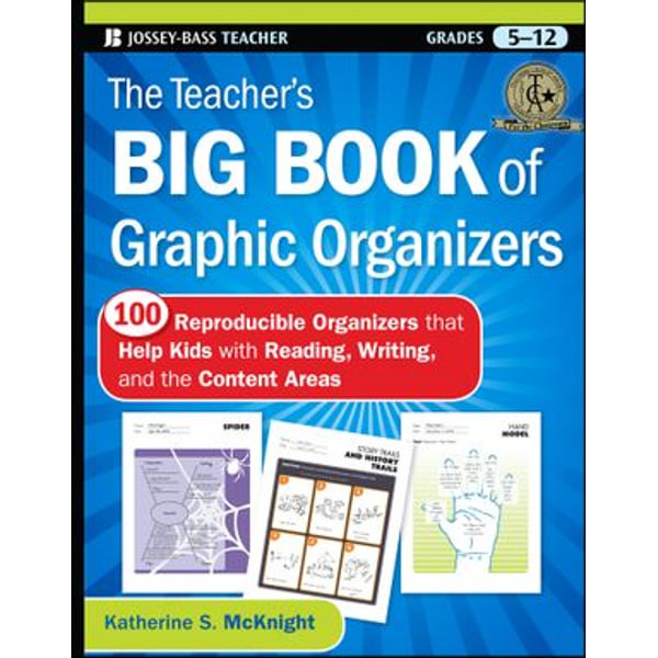 The Teacher's Big Book of Graphic Organizers - Katherine S. McKnight | Karta-nauczyciela.org