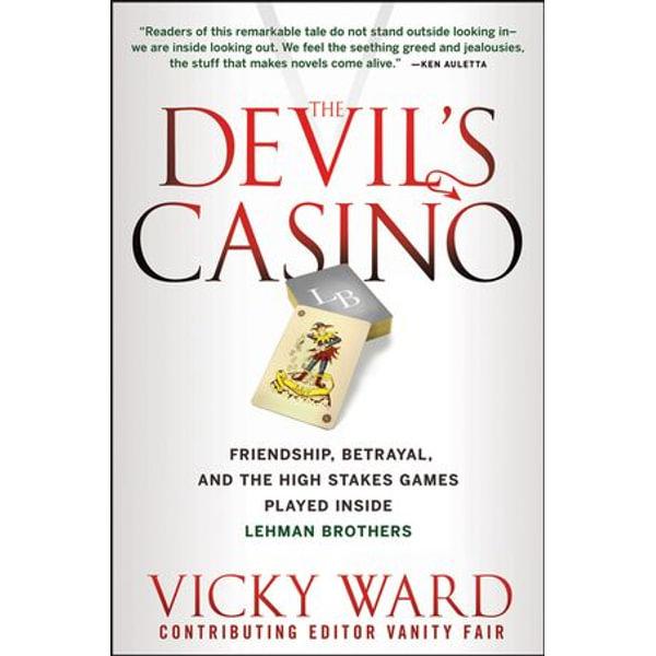 The Devil's Casino - Vicky Ward | Karta-nauczyciela.org