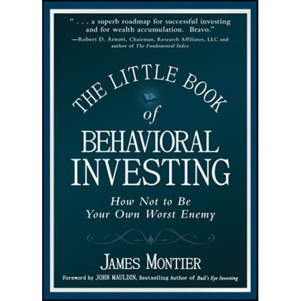 The Little Book of Behavioral Investing - James Montier   Karta-nauczyciela.org