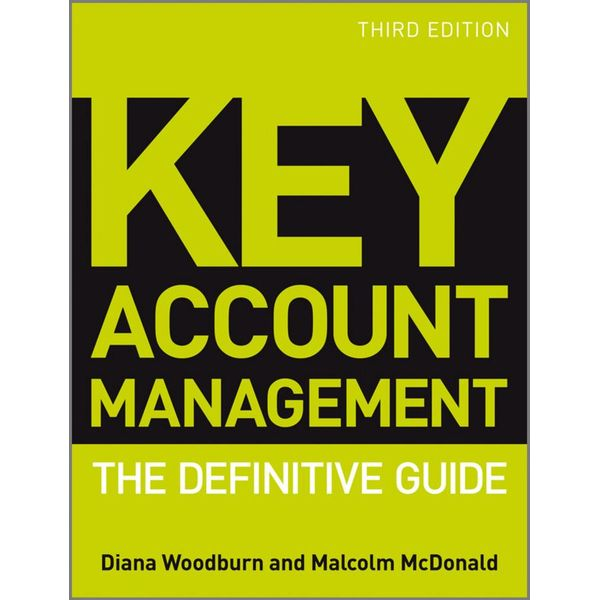 Key Account Management - Diana Woodburn, Malcolm McDonald   Karta-nauczyciela.org