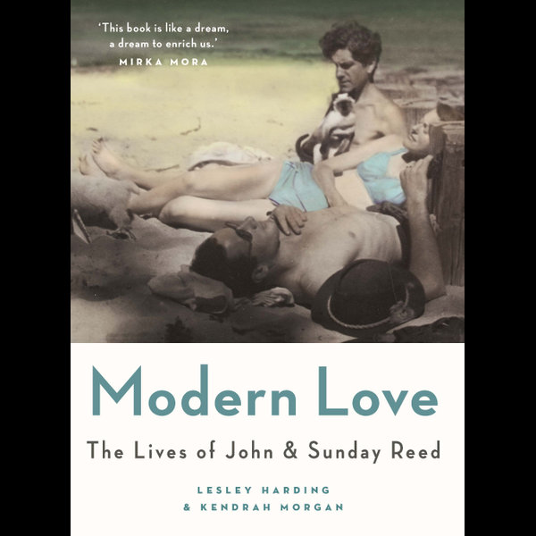 Modern Love - Kendrah Morgan, Lesley Harding   2020-eala-conference.org