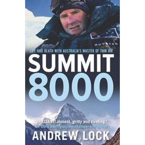Summit 8000 - Andrew Lock   Karta-nauczyciela.org