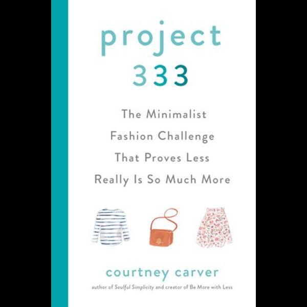 Project 333 - Courtney Carver | Karta-nauczyciela.org