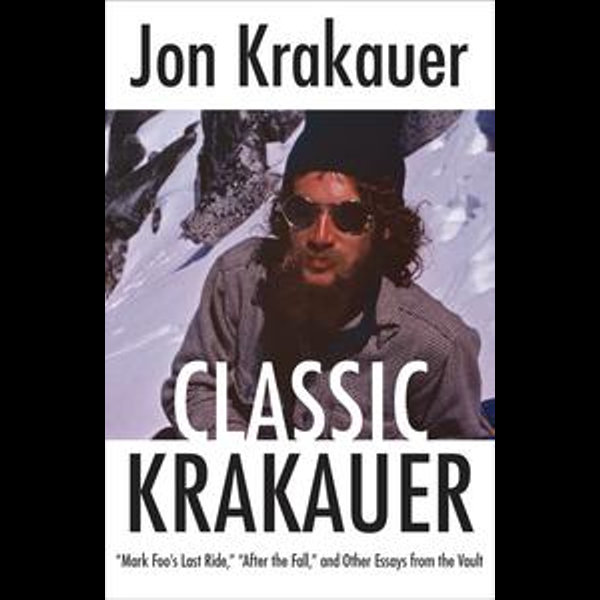 Classic Krakauer - Jon Krakauer | Karta-nauczyciela.org