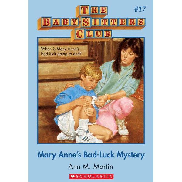 The Baby-Sitters Club #17: Mary Anne's Bad-Luck Mystery - Ann M. Martin | Karta-nauczyciela.org