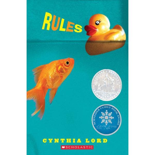 Rules - Cynthia Lord | Karta-nauczyciela.org