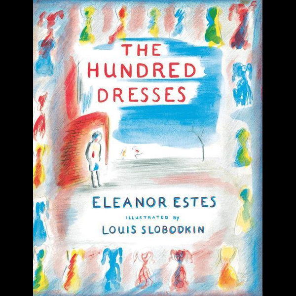 The Hundred Dresses - Eleanor Estes, Louis Slobodkin (Illustrator) | Karta-nauczyciela.org