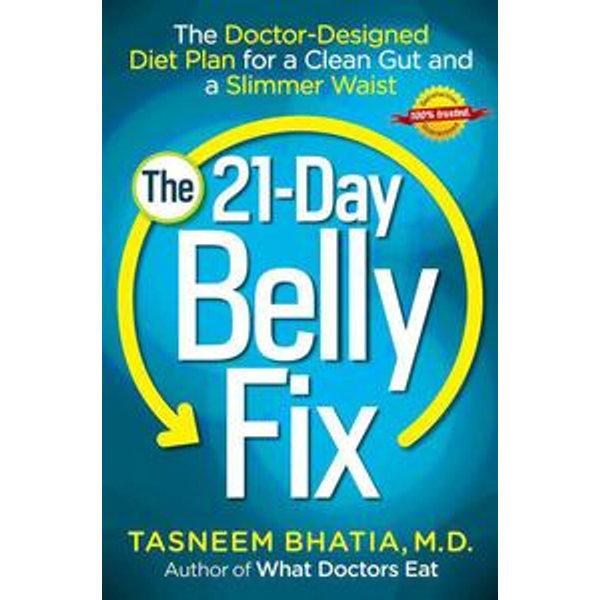 The 21-Day Belly Fix - Dr. Tasneem Bhatia | Karta-nauczyciela.org