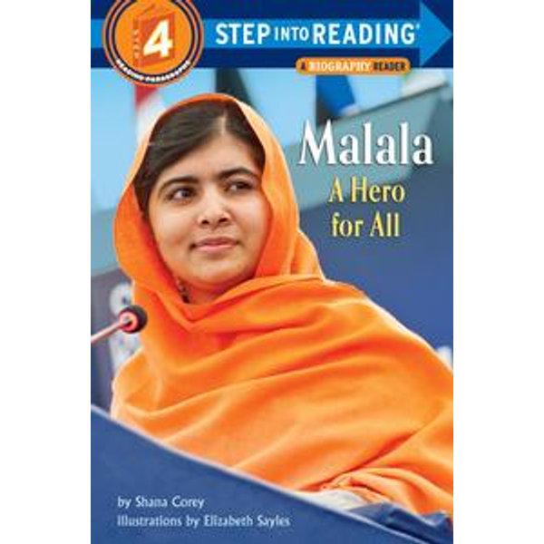 Malala - Shana Corey, Elizabeth Sayles (Illustrator)   Karta-nauczyciela.org