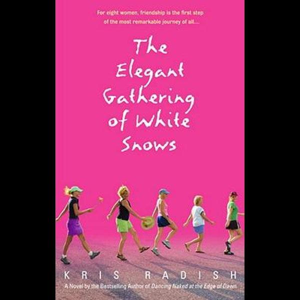 The Elegant Gathering of White Snows - Kris Radish   Karta-nauczyciela.org