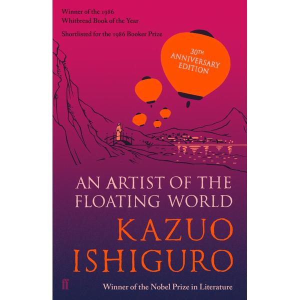 An Artist of the Floating World - Kazuo Ishiguro | Karta-nauczyciela.org