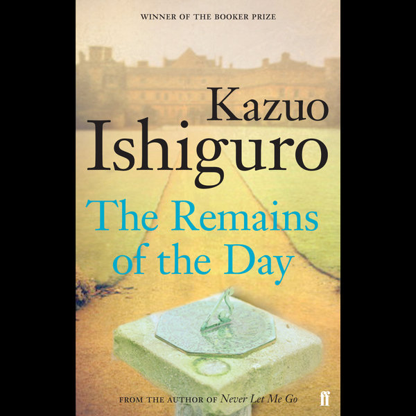 The Remains of the Day - Kazuo Ishiguro | 2020-eala-conference.org