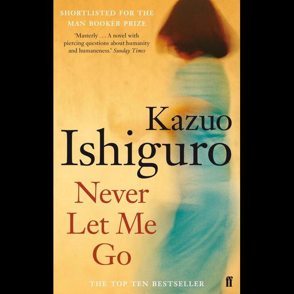 Never Let Me Go - Kazuo Ishiguro | Karta-nauczyciela.org