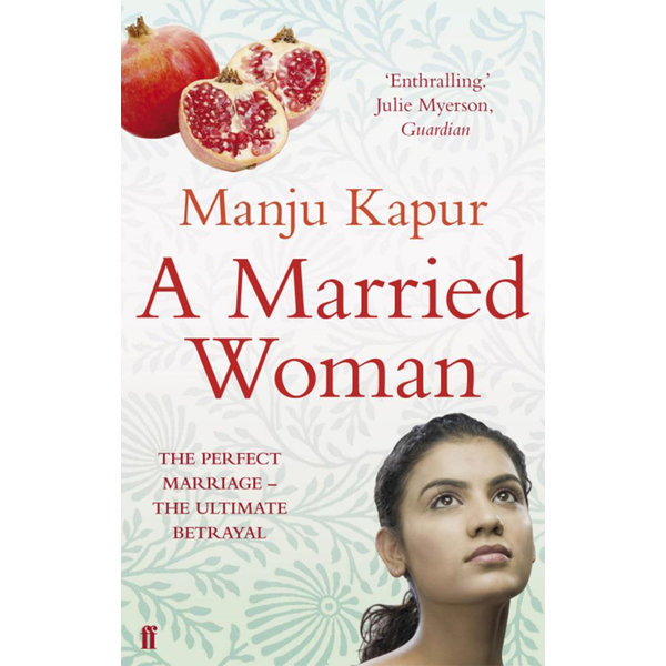 A Married Woman - Manju Kapur | Karta-nauczyciela.org