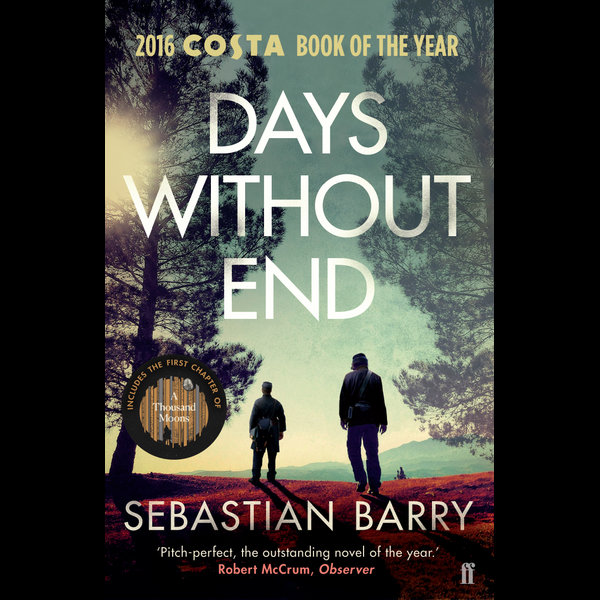 Days Without End - Sebastian Barry | Karta-nauczyciela.org