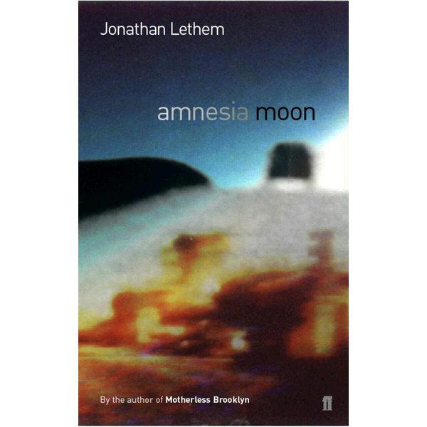 Amnesia Moon - Jonathan Lethem   Karta-nauczyciela.org