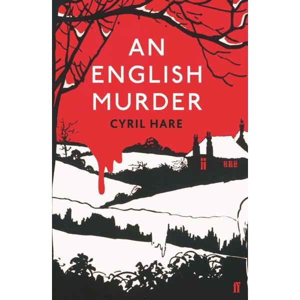 An English Murder - Cyril Hare | Karta-nauczyciela.org