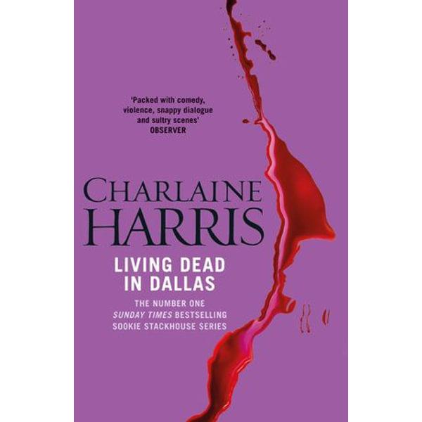 Living Dead In Dallas : A True Blood Novel - Charlaine Harris   Karta-nauczyciela.org