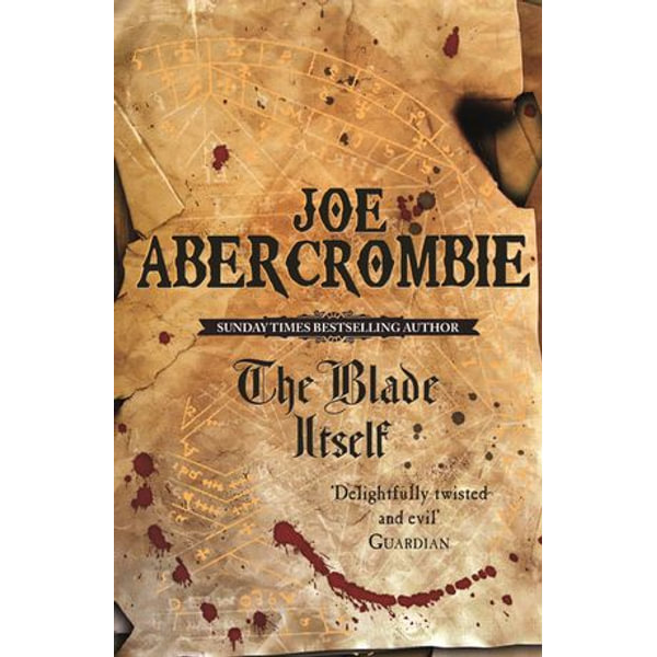 The Blade Itself - Joe Abercrombie | Karta-nauczyciela.org