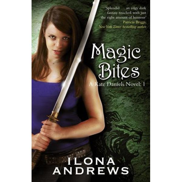 Magic Bites - Ilona Andrews | Karta-nauczyciela.org