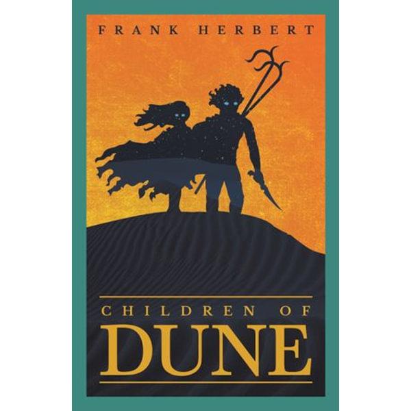 Children Of Dune - Frank Herbert   Karta-nauczyciela.org