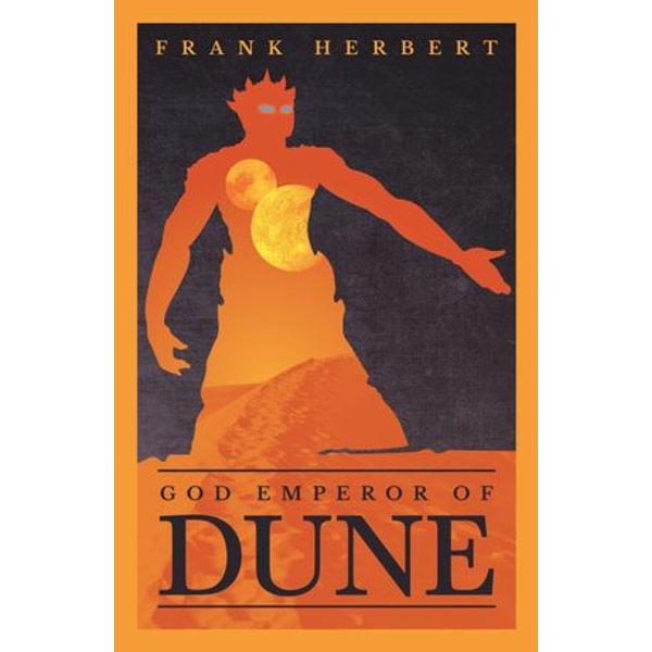 God Emperor of Dune - Frank Herbert   Karta-nauczyciela.org