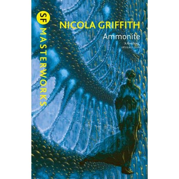 Ammonite - Nicola Griffith | Karta-nauczyciela.org