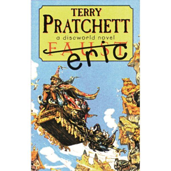 Eric - Terry Pratchett   Karta-nauczyciela.org