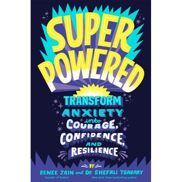Superpowered - Renee Jain, Dr. Shefali Tsabary   Karta-nauczyciela.org