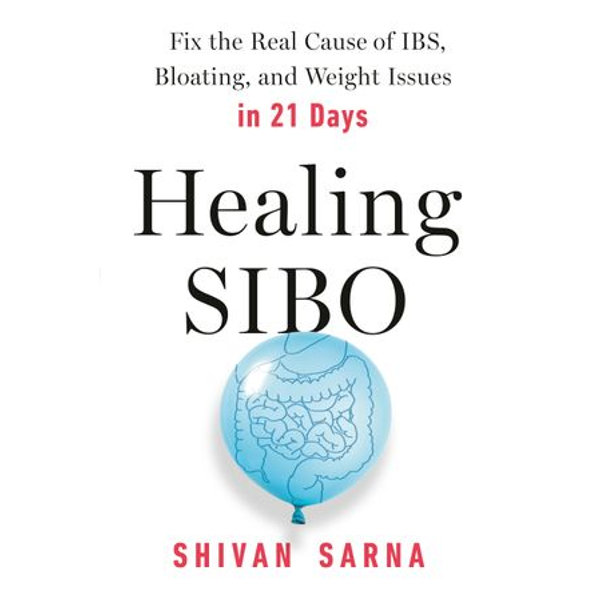Healing SIBO - Shivan Sarna | Karta-nauczyciela.org