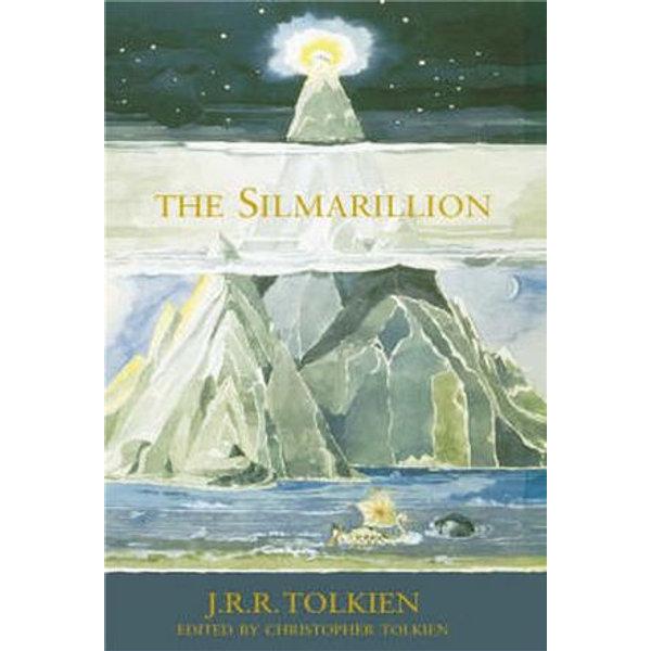 The Silmarillion - J.R.R. Tolkien   Karta-nauczyciela.org