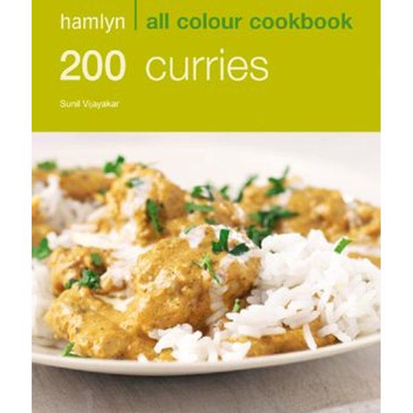 Hamlyn All Colour Cookery: 200 Curries - Sunil Vijayakar   Karta-nauczyciela.org