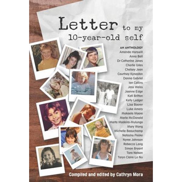 Letter to my 10-year-old self - Cathryn Mora | Karta-nauczyciela.org