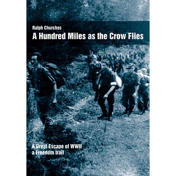 A Hundred Miles As The Crow Flies - Ralph Churches   Karta-nauczyciela.org