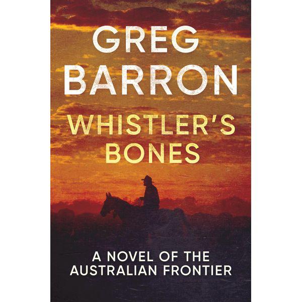 Whistler's Bones - Greg Barron | Karta-nauczyciela.org