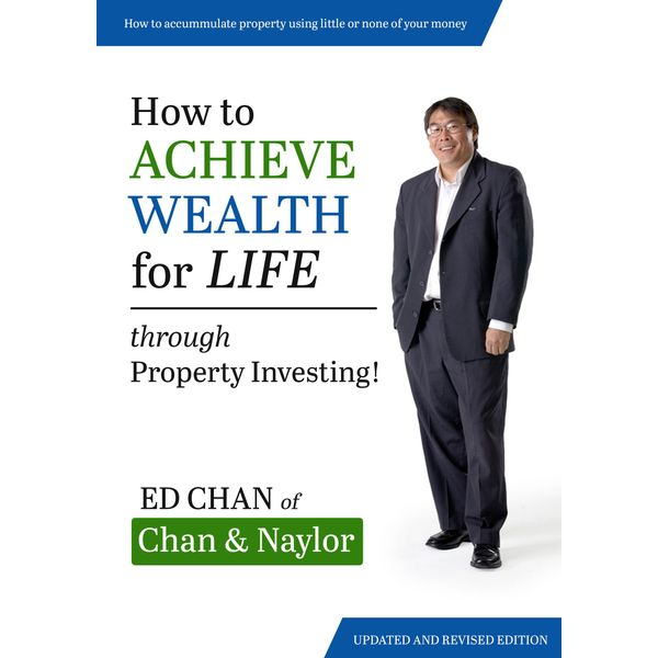 How to Achieve Wealth for Life - Ed Chan   2020-eala-conference.org
