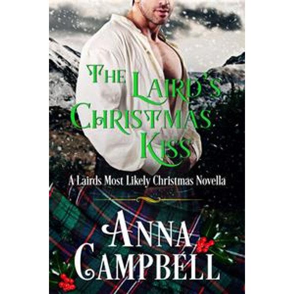 The Laird's Christmas Kiss - Anna Campbell   Karta-nauczyciela.org