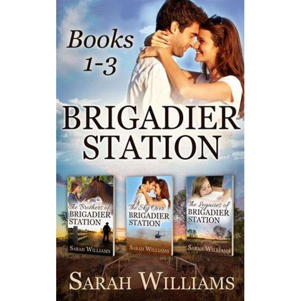 Brigadier Station (Books 1-3) - Sarah Williams | Karta-nauczyciela.org