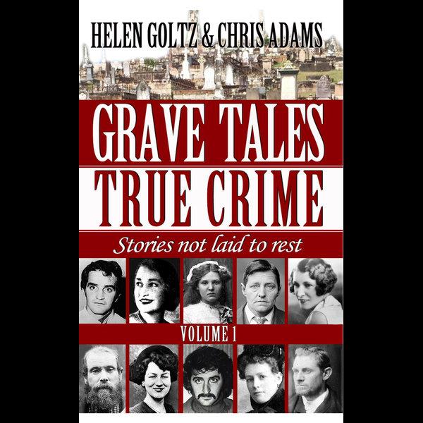 Grave Tales - Helen Goltz, Chris Adams, Joanne James (Editor) | Karta-nauczyciela.org