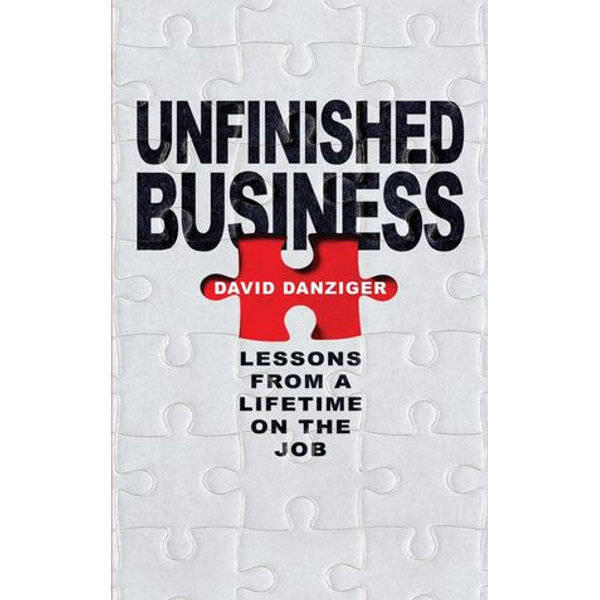 Unfinished Business - David Danziger | 2020-eala-conference.org
