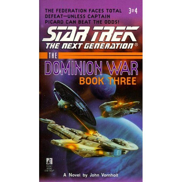 The Dominion War: Book 3 - Esther Friesner   Karta-nauczyciela.org
